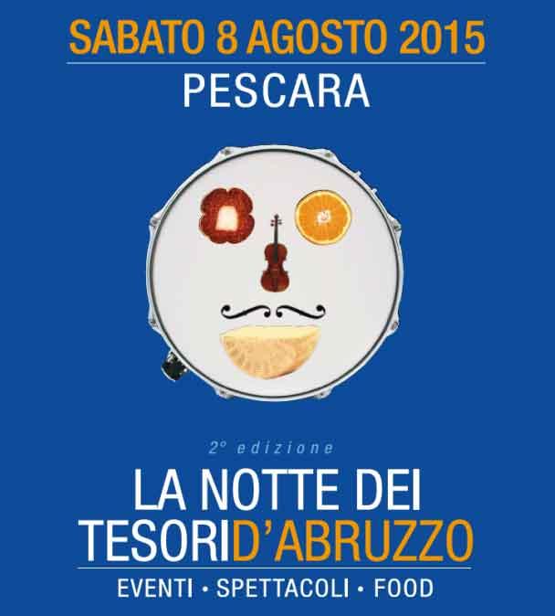 La Notte dei Tesori d'Abruzzo