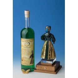 Liquore di erbe e sambuco
